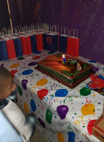 Birthday Party for 5
