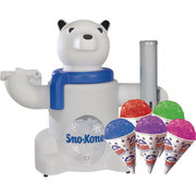 Sno Cone Machine (Polar Bear)