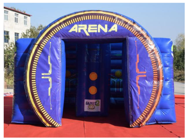 The Arena Interactive Play System