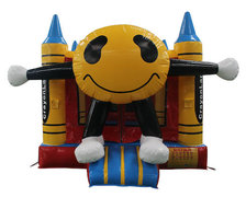 Smiley Face Bouncer