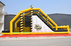 The Jump Off Inflatable
