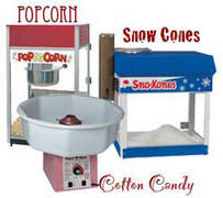 Concession Machines Rentals