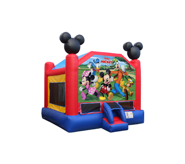 Mickey Mouse Bouncer Rental