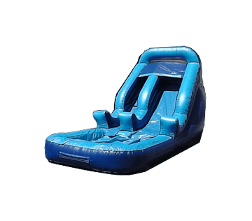 Blue Surf Water Slide Rental
