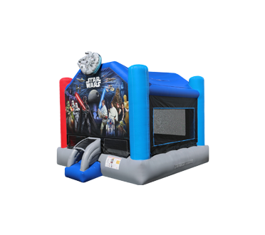 Superman Bounce House Rental