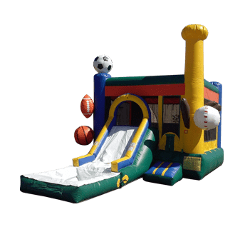 Sports 2 Combo Bouncer