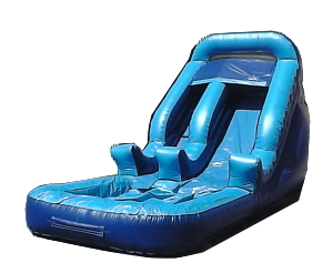 Blue Surf Slide