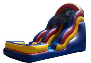 18 FT Wave Water Slide