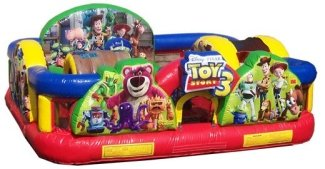 Toy Story Toddler Playground