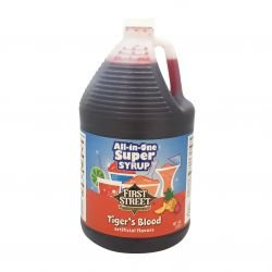 1 Gallon Tigers Blood Syrup