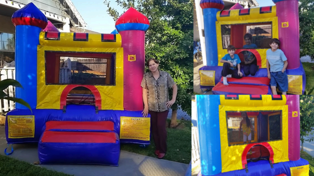 Toddler Mini Castle