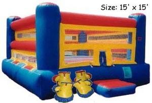 Boxing Ring 15x15