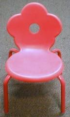 Red Clover Kids Chair