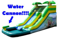 12 Ft Safari Water Slide