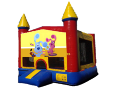 Blues Clues Castle 1 w/bb
