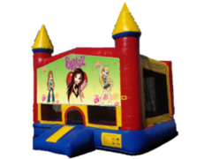 Bratz Castle 1 w/bb