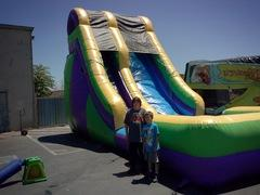 18ft Green Slide