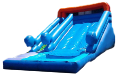 Kids Cool wave slide