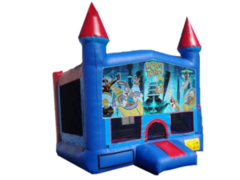 Looney Tunes Blue Castle  w/bb