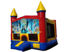 Looney Tunes Castle 1 w/bb