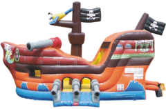 Pirate Ship Combo - New!