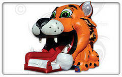 Big Mouth Tiger Slide