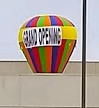 15 Ft Advertising Balloon