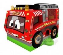 Fire Truck Bouncer 13x17