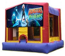 Monsters VS Aliens Jump