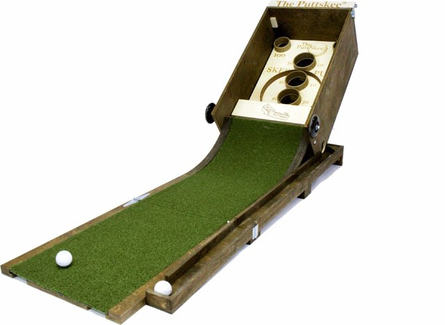 Portable Golf - Skee Ball Game