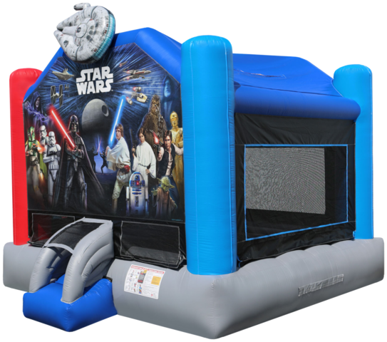 15x15 Star Wars Bouncer