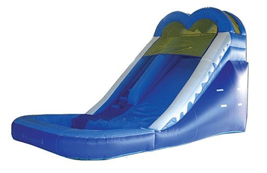 14 FT Blue Slide Wet/Dry