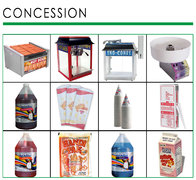 Concessions & More