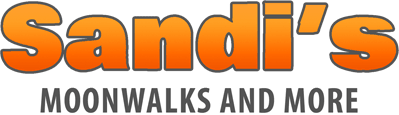 Sandi's Moonwalk and Event Rentals Logo