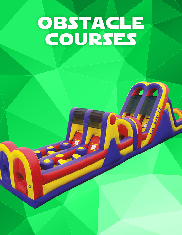 Obstacle Course Rental