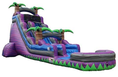 Best Austin water slide rentals