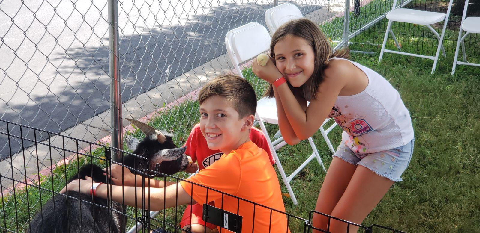 Austin Petting Zoo