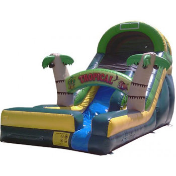 Tropical Water Slide - 18 ft