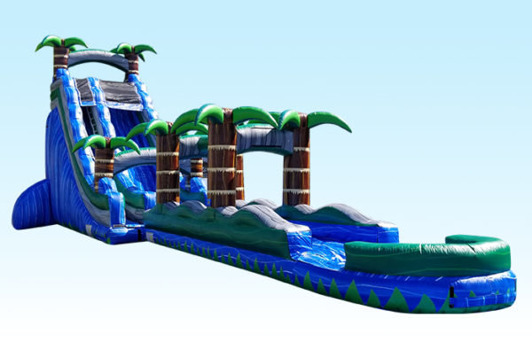 27ft Tropic Thunder Water Slide