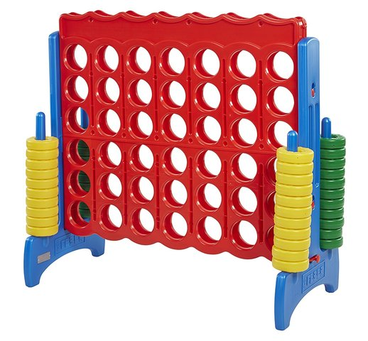 C-  Giant Connect 4