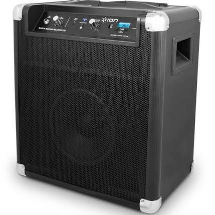 C- ION Block Rocker Bluetooth Portable Speaker System