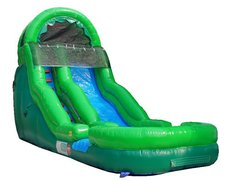 18ft Hulk Bubble Bump Slide