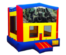 The Black Panther Bounce House