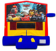 Cars Movie Bouncer