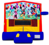The Mickey Mouse and Friends Bounce House