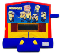 The Minions Bounce House