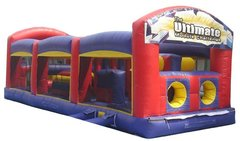 31 ft Obstacle Course