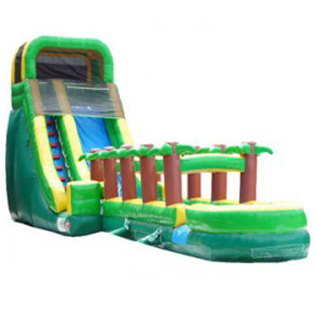 20ft Screamer With Slip and Slide