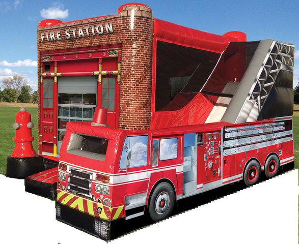 Fire Station 5/1 Combo