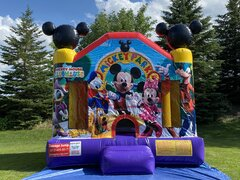 Mickey Mouse Park  Bounce